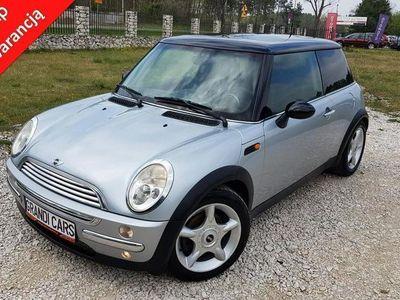 używany Mini Cooper 1.6 16v 115KM # Benzynka # Manual # Skóra # Zadbany !!!