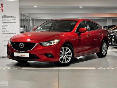 używany Mazda 6 III 2.0 165KM, I właściciel, pełny serwis ASO, Vat23%,, Gliwice