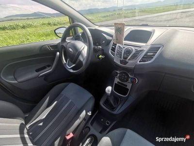 używany Ford Fiesta 1.4d 68km Zamiana klima po Opłatach