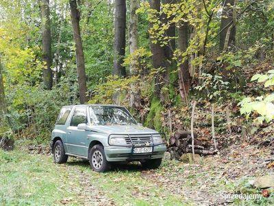 używany Suzuki Vitara 1.6 benzyna + gaz, 4x4