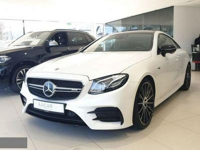 używany Mercedes E63 AMG 3dm 436KM 2018r. 33 134km
