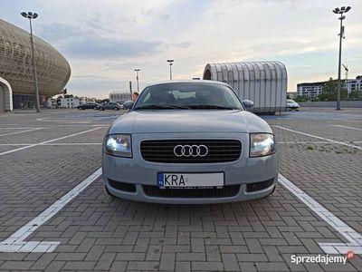 używany Audi TT 1.8T 180KM Aviator Gray