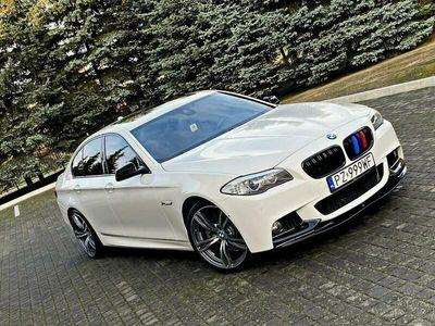 używany BMW 528 2dm 245KM 2013r. 150 000km