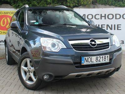 używany Opel Antara 2.0CDTI 150KM 4x4, climatronic, alufelgi, nawigacja, z GWARANCJĄ!