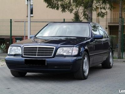 używany Mercedes S320 Szyber*Dociągi*Gwarancja*Serwis W140 (1992-1998)