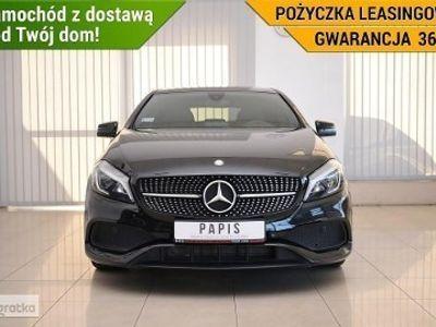 używany Mercedes 180 Klasa A W176SalonPL 1Wł ASO AMG Climatronic Nawi Podgrz.Fotele Alufelgi PAPI, Luboń