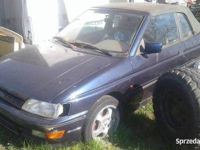 używany Ford Escort Cabriolet xr3i