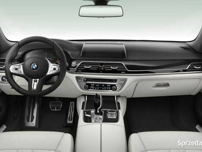 używany BMW 750 3dm 400KM 2019r. 7 000km