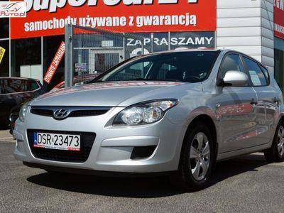 used Hyundai i30 1.4dm 109KM 2010r. 158 460km