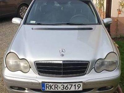 używany Mercedes C180 w2032.0 LPG
