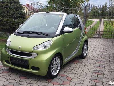 używany Smart ForTwo Cabrio 1.0(71KM) Mikro Hybrid Drive 70tys.! ! !