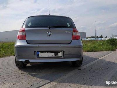 używany BMW 120 seria 1 e87 i
