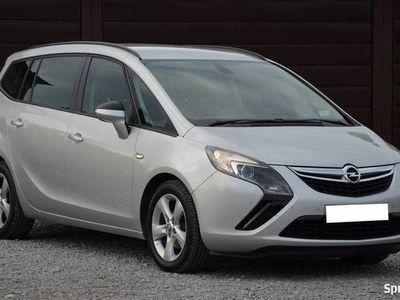 używany Opel Zafira C 2.0 CDTI ZAMIANA GWARANCJA SERWIS OPŁACONA