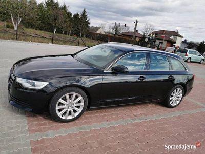 używany Audi A6 C7, S-tronic, Super stan, serwisowany, OKAZJA!!190kM