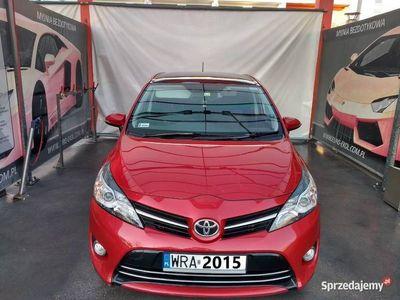 używany Toyota Verso 1.8 B/G 147 KM Anglik AUT. stan IDEALNY !!! 7 o