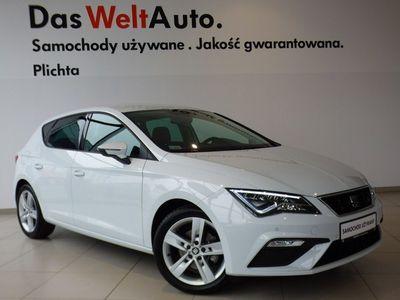 używany Seat Leon 1.5 TSI 150 KM FR Salon Polska VAT 23% III (2012-)