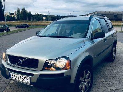 używany Volvo XC90 2,4 diesel 2003 210tys 7-osobowy SUV
