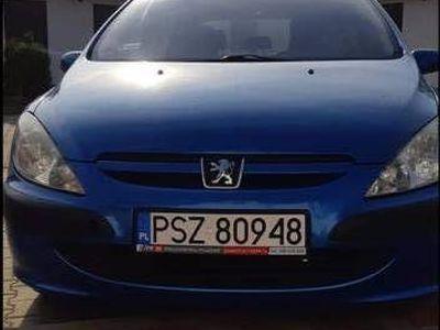 używany Peugeot 307 1.4 benzyna 75km
