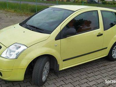 używany Citroën C2 w super stanie technicznym zarejestrowany w PL