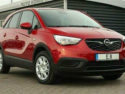 używany Opel Crossland X 1.2dm 110KM 2020r. 2 000km
