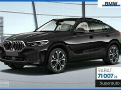 używany BMW X6 G06 xDrive30d (265KM)   Pakiet Buisness Class + Zawieszenie pneumatyczne