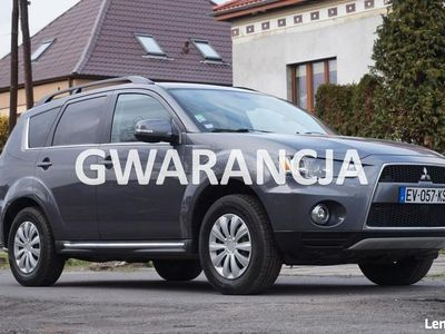 używany Mitsubishi Outlander 2.2DID 13' Klima Skóry Hak 4WD Zadbany Raty Transport