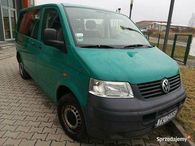 używany VW Caravelle Transporter1.9 tdi 85 KM klima 2007