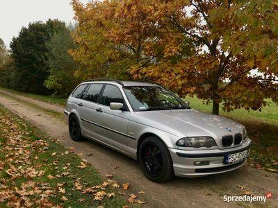 używany BMW 330 e46 xd 4x4