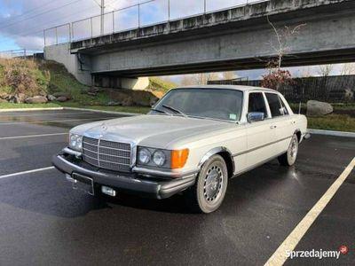 używany Mercedes 450 inny Klasyk -BenzSEL 6.9 benz. 182 KM 1977