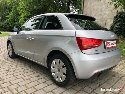 używany Audi A1 1.2 TFSI klima podgrz. siedzenia czujniki parkowania