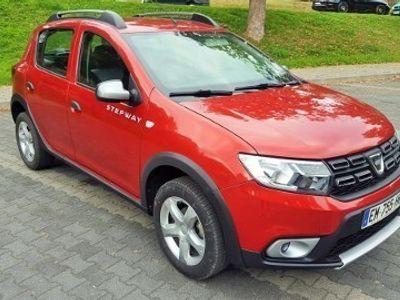 używany Dacia Sandero II Stepway 0.9 TCe Laureate S&S Navi Klima