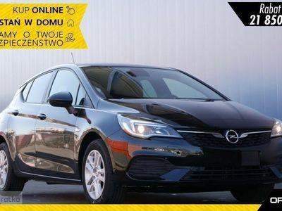 """używany Opel Astra Edition 1.2 Turbo 110KM Dojazdowe Koło Zapasowe 16""""+LED+Opcje"""