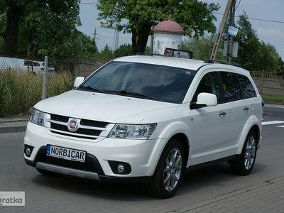używany Fiat Freemont z Gwarancją_ 7 Osobowy_Model=2014r