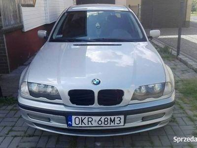 używany BMW 320 E46 D 136km 2001 Rok do soboty