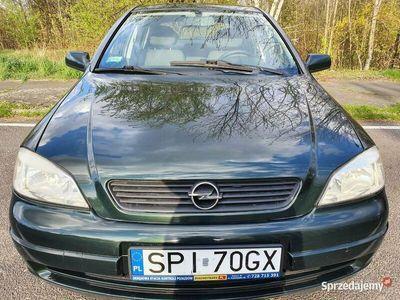 używany Opel Astra Classic 1.4 Twinport, 2009, 159 tys km, Stan BDB