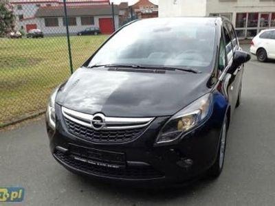 używany Opel Zafira C 2.0 CDTI Cosmo BEZWYPADKOWA NAWI ALU SALON A