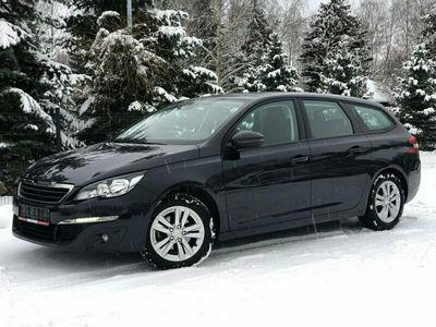 używany Peugeot 308 SW 1.6dm 100KM 2016r. 153 685km