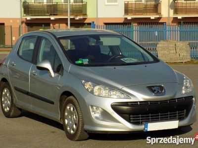 używany Peugeot 308 I 1,6 HDI klimatyzacja
