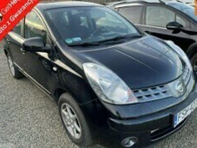 używany Nissan Note E11 zarejestrowany, klima, gaz LPG!