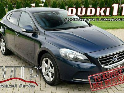używany Volvo V40 1,6HDI DUDKI11 Klimatronic,Navi,Ledy,Serwis,kredyt.GWARANCJA II (2012-)