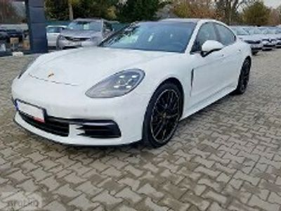 używany Porsche Panamera Benzyna