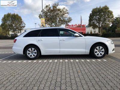 brugt Audi A6 2dm3 177KM 2014r. 250 000km Avant Tdi ABS automatyczna klima.