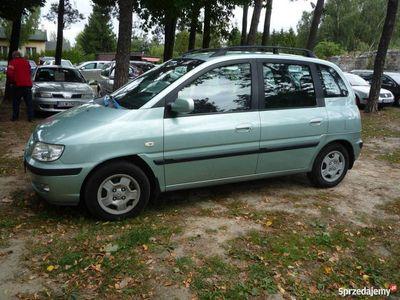 używany Hyundai Matrix 1,6 benz z 2003 r od jednego właściciela!!