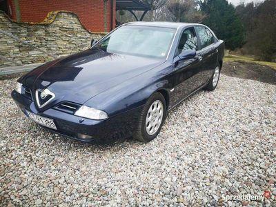 używany Alfa Romeo 166 3.0 V6