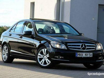 używany Mercedes C200 2.1dm 136KM 2010r. 213 756km