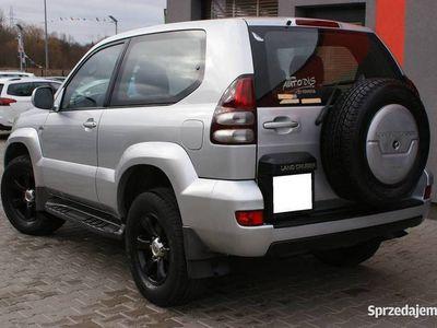 używany Toyota Land Cruiser
