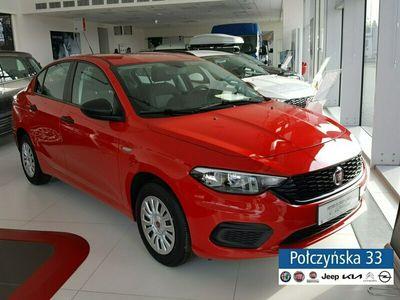 używany Fiat Tipo Sedan 1.4 95 KM| wersja Pop | Czerwony Amore | 2020