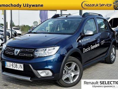 używany Dacia Sandero Stepway 0.9TCe 90KM Laureate DEMO gwarancja f.VAT