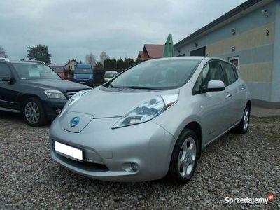 używany Nissan Leaf 0dm 109KM 2012r. 61 025km