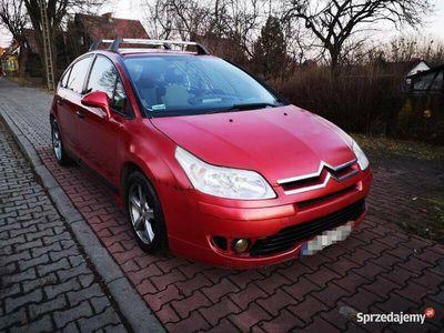 używany Citroën C4 1.6 HDI 90KM sprawny